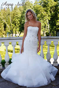 Anna-bella Wedding style