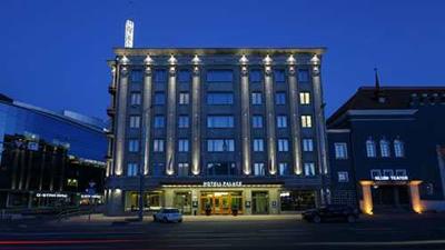 Voita majoitus Hotell Palacessa Tallinnassa!